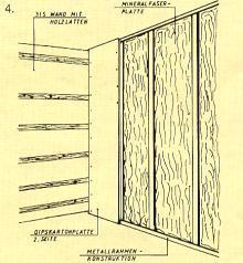 massiv fertigh user innenausbau und w rmed mmung. Black Bedroom Furniture Sets. Home Design Ideas